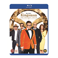 Kingsman 2 - The Golden Circle (BLU-RAY)