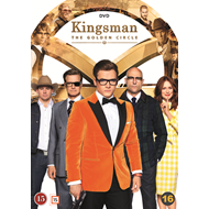 Kingsman 2: The Golden Circle (DVD)