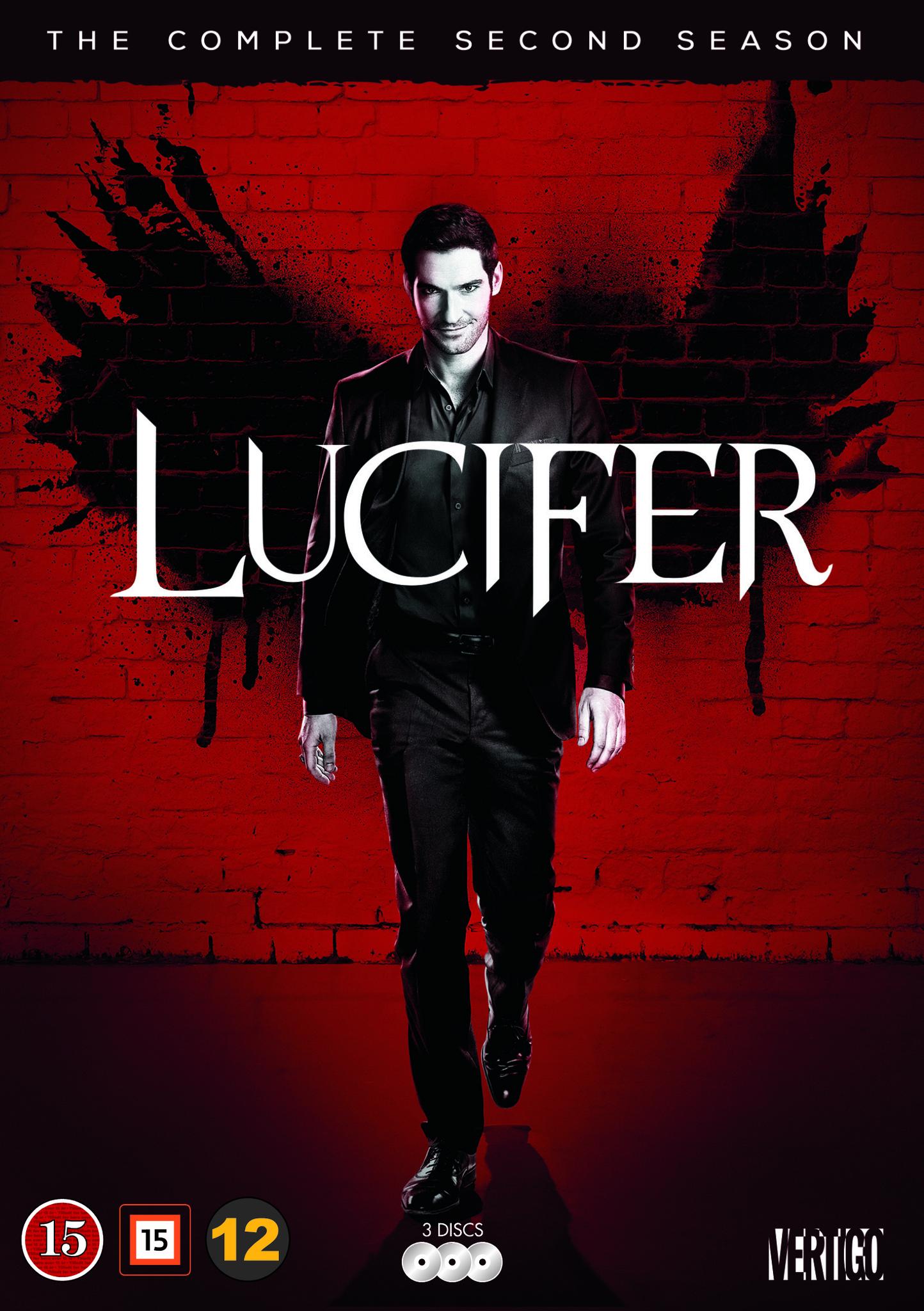 Lucifer Dvd
