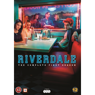 Produktbilde for Riverdale - Sesong 1 (DVD)