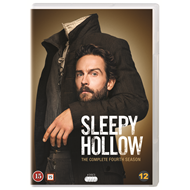 Sleepy Hollow - Sesong 4 (DVD)