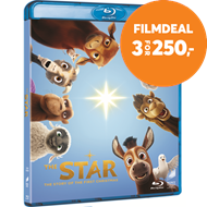 Produktbilde for The Star / Stjernen (BLU-RAY)