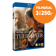 Produktbilde for Tulip Fever (BLU-RAY)