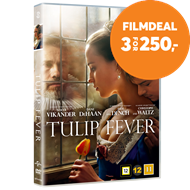 Produktbilde for Tulip Fever (DVD)
