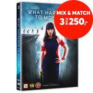 Produktbilde for What Happened To Monday? (DVD)