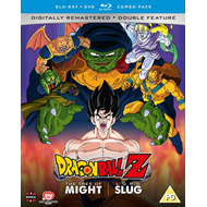 Dragonball Z: The Tree Of Might/Lord Slug (UK-import) (Blu-ray + DVD)