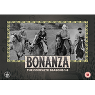 Produktbilde for Bonanza - Sesong 1-8 (UK-import) (DVD)