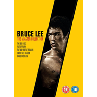 Bruce Lee - The Master Collection (UK-import) (DVD)