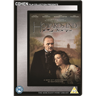 Howards End - 25th Anniversary 4k Restoration (UK-import) (DVD)