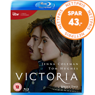 Victoria - Sesong 2 (UK-import) (BLU-RAY)
