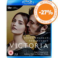 Produktbilde for Victoria - Sesong 1-2 (UK-import) (BLU-RAY)