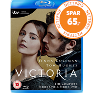 Victoria - Sesong 1-2 (UK-import) (BLU-RAY)