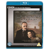 Howards End - 25th Anniversary 4k Restoration (UK-import) (BLU-RAY)