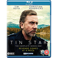 Produktbilde for Tin Star - Sesong 1 (UK-import) (BLU-RAY)