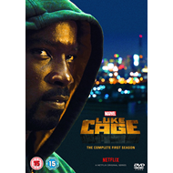 Marvel's Luke Cage - Sesong 1 (UK-import) (DVD)