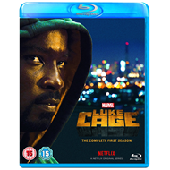 Marvel's Luke Cage - Sesong 1 (UK-import) (BLU-RAY)