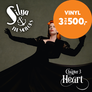 Produktbilde for Heart (VINYL)