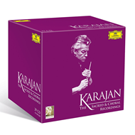 Karajan - Sacred & Choral Recordings: Limited Edition (29CD)
