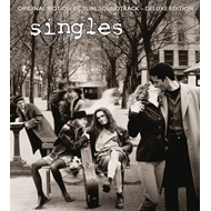 Produktbilde for Singles - Original Motion Picture Soundtrack: Deluxe Edition (VINYL - 2LP + CD)