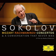 Grigory Sokolov - Mozart / Rachmaninov: Concertos & A Conversation That Never Was (CD + DVD)