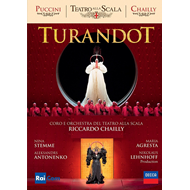 Produktbilde for Puccini: Turandot (DVD)