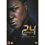 24: Legacy - Sesong 1 (DVD)