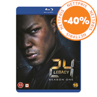 Produktbilde for 24: Legacy - Sesong 1 (BLU-RAY)