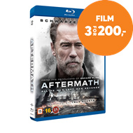 Produktbilde for Aftermath (BLU-RAY)