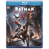 DCU: Batman And Harley Quinn (BLU-RAY)