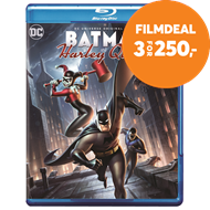 Produktbilde for DCU: Batman And Harley Quinn (BLU-RAY)
