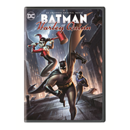 DCU: Batman And Harley Quinn (DVD)