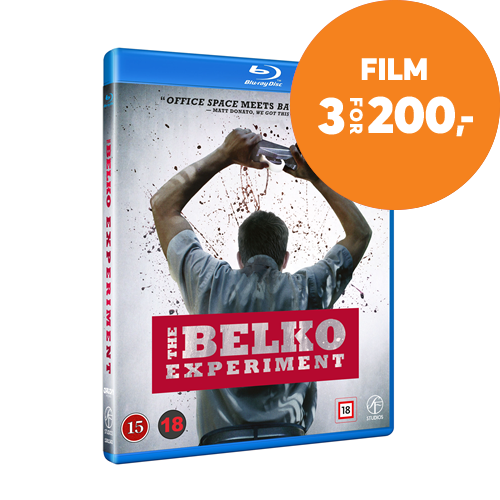 The Belko Experiment (BLU-RAY)