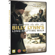 Billy Lynns Hjemkomst (DVD)