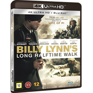 Billy Lynn's Long Halftime Walk (4K Ultra HD + Blu-ray)