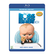 The Boss Baby (Blu-ray 3D + Blu-ray)