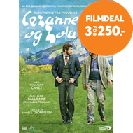 Produktbilde for Cezanne & Zola (DVD)