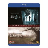 The Conjuring 1-2 Box Set (BLU-RAY)
