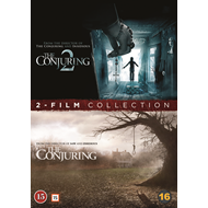 The Conjuring 1-2 Box Set (DVD)