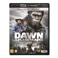 Dawn Of The Planet Of The Apes (4K Ultra HD + Blu-ray)