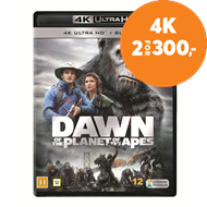 Produktbilde for Dawn Of The Planet Of The Apes (4K Ultra HD + Blu-ray)