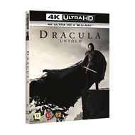 Dracula Untold (4K Ultra HD + Blu-ray)