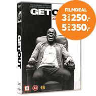 Produktbilde for Get Out (DVD)
