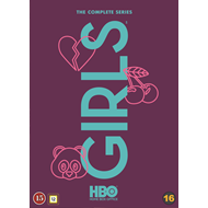 Girls - Sesong 1 - 6 (BLU-RAY)