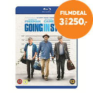 Produktbilde for Going In Style (BLU-RAY)