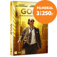 Produktbilde for Gold (DVD)