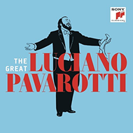 The Great Luciano Pavarotti (CD)