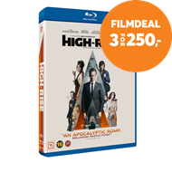 Produktbilde for High-Rise (BLU-RAY)
