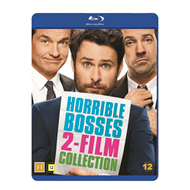 Horrible Bosses 1 & 2 (BLU-RAY)