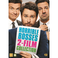 Horrible Bosses 1 & 2 (DVD)
