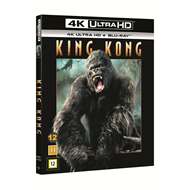 King Kong (2005) (4K Ultra HD + Blu-ray)